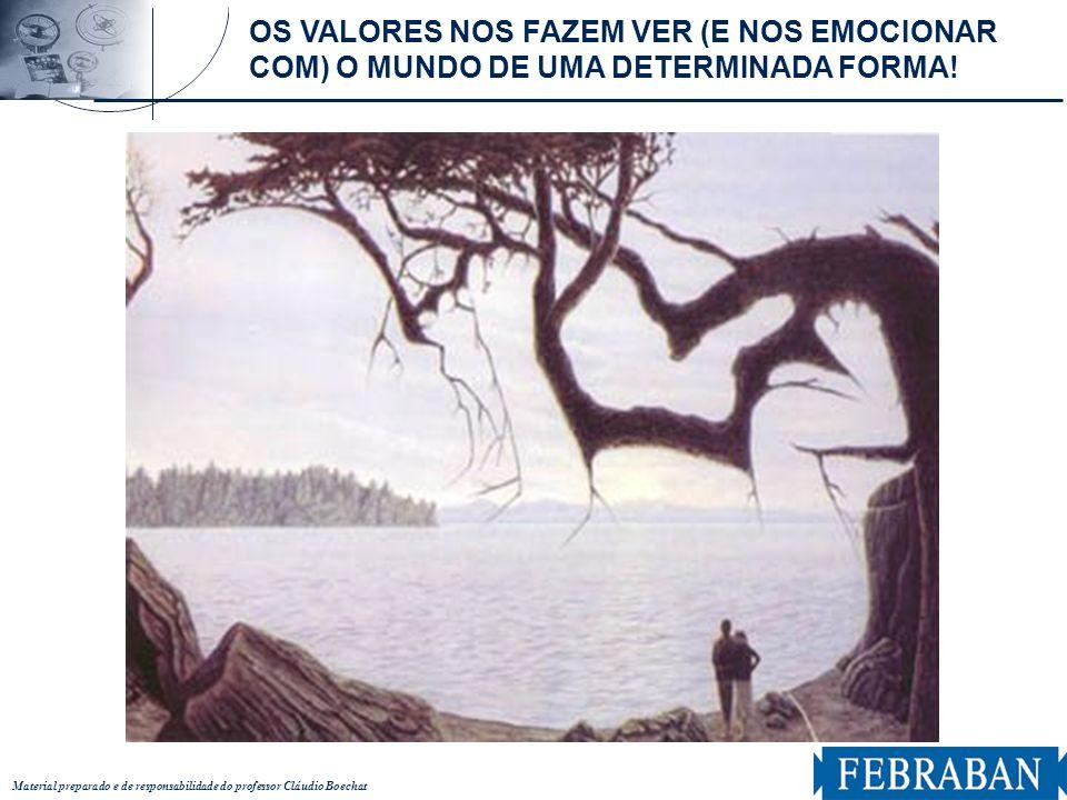 Material preparado e de responsabilidade do professor Cláudio Boechat Fonte: Ricardo Voltolini Iniciativa da Liderança Globalmente Responsável: Repercussões no Brasil