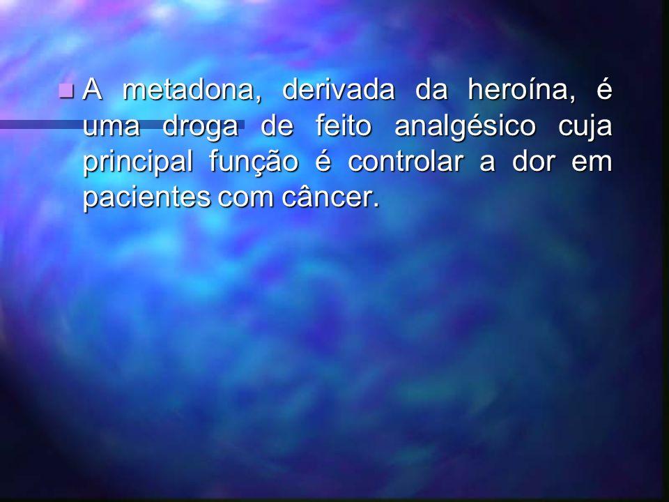 Síndrome da abstinência Com o uso contínuo de heroína, o organismo deixa de produzir espontaneamente endorfinas e, na ausência da droga, entra em colapso.