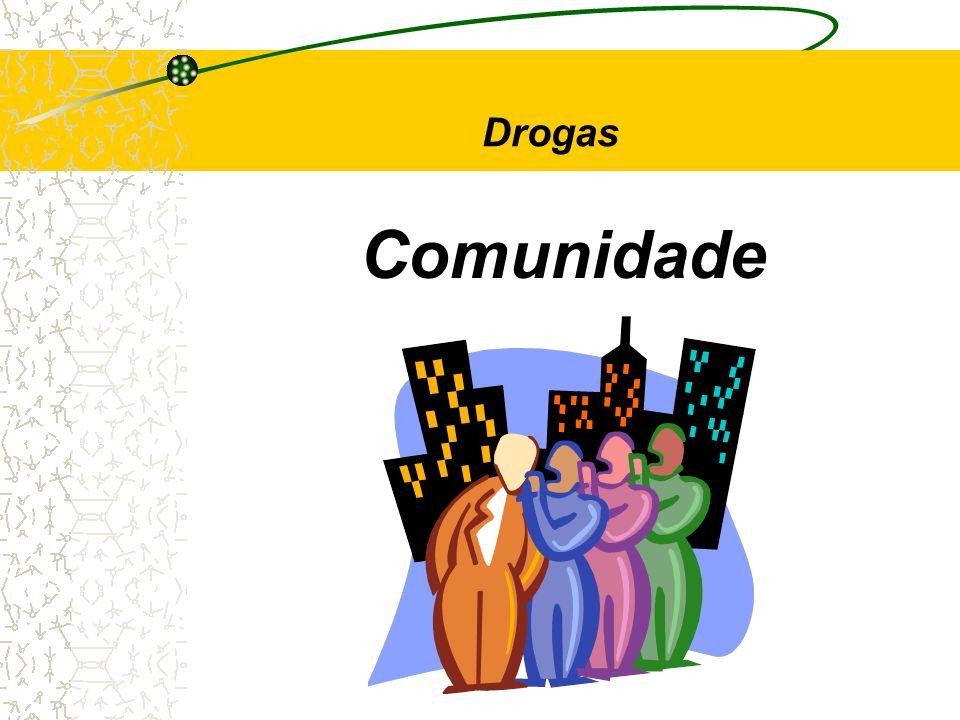 Drogas Comunidade