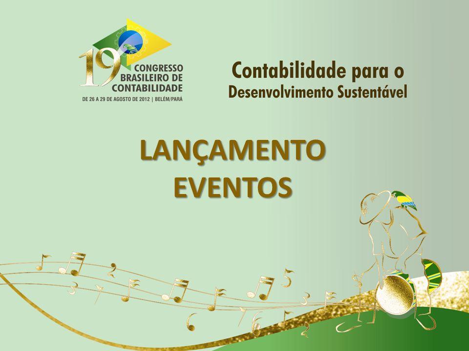 3º ENCONTRO LUSO-BRASILEIRO DE CONTABILIDADE SEPARADOS PELO OCEANO, UNIDOS PELA CONTABILIDADE 22 e 23 de outubro de 2012 São Luís-MA
