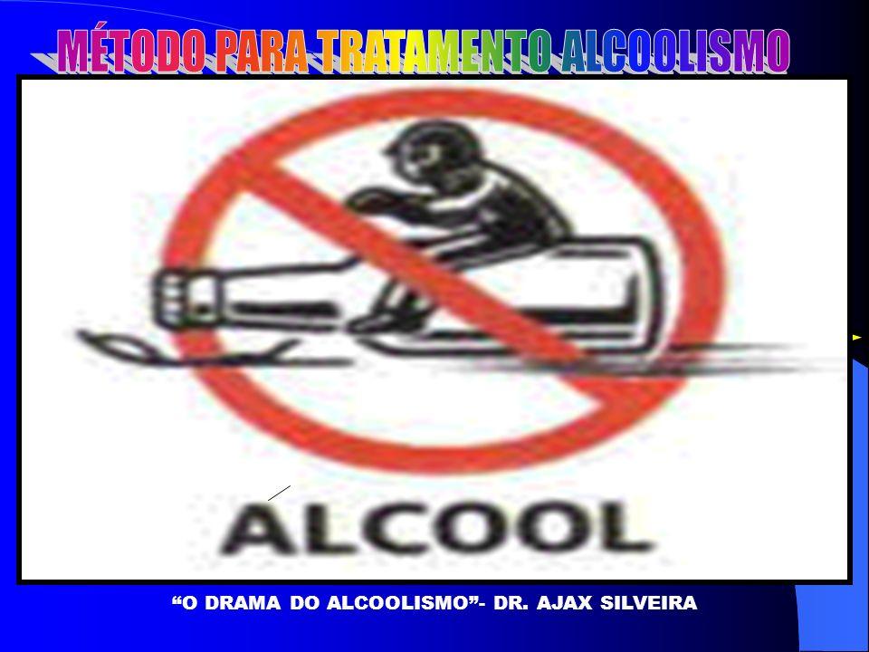 O DRAMA DO ALCOOLISMO- DR. AJAX SILVEIRA 1. DECIDIR PARAR; 2. CONFIAR EM DEUS; 3. CONFIAR EM SI MESMO; 4. NÃO INFLUCIAR-SE PELA FORÇAS NEGATIVAS; 5. M