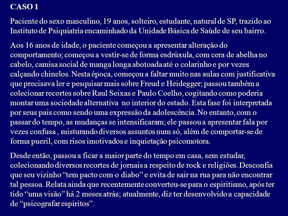 Geraldo Busatto Filho Esquizofrenia e outras Psicoses