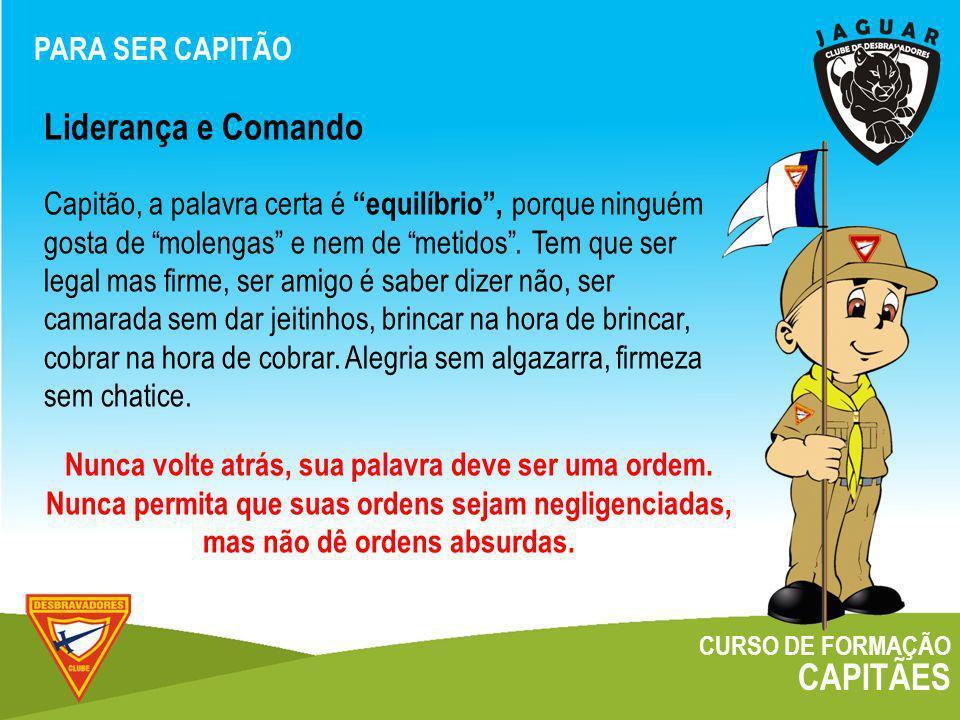 CURSO DE FORMAÇÃO CAPITÃES CIVISMO DISPOSIÇÃO DAS BANDEIRAS