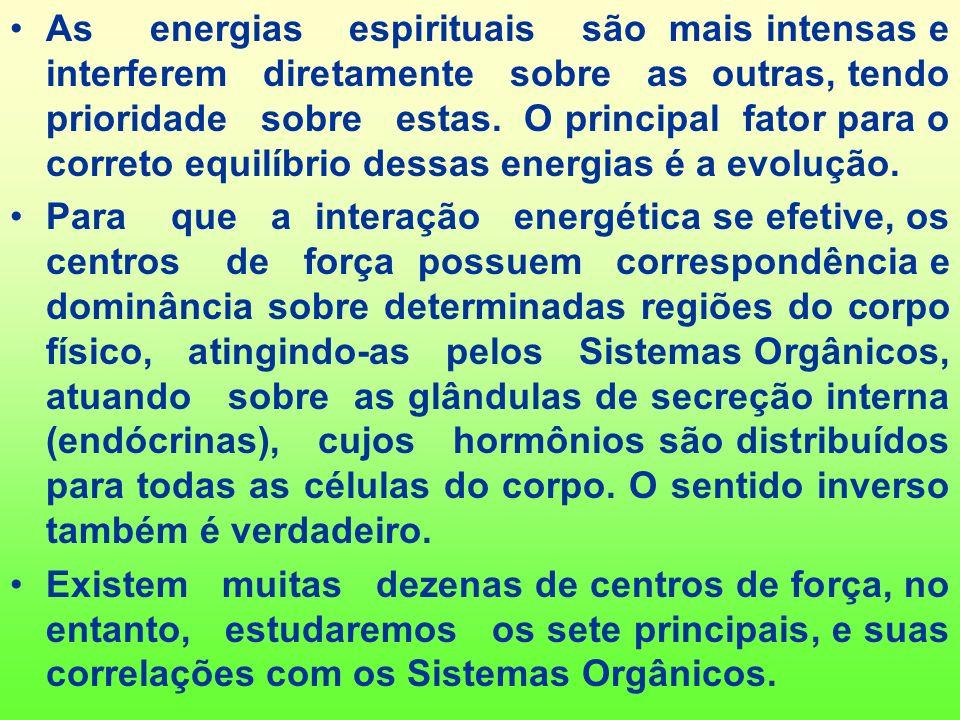 De uma maneira globalizada podemos classificar as energias como: –Primárias (ou energias propriamente ditas): essências do Reino Mineral; energias do