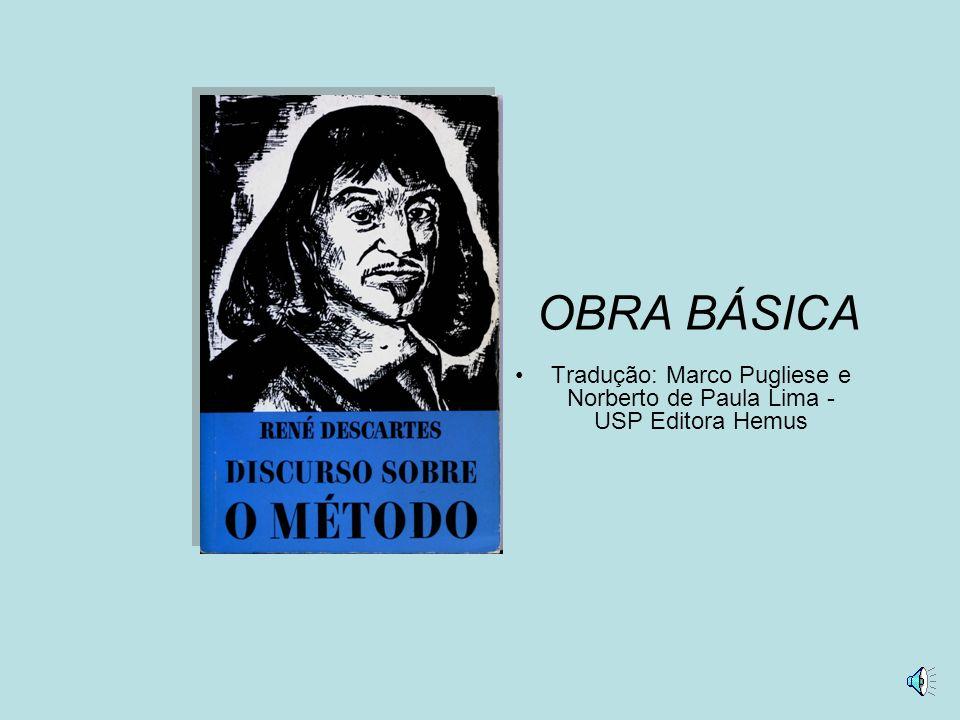 Tradução: Marco Pugliese e Norberto de Paula Lima - USP Editora Hemus OBRA BÁSICA