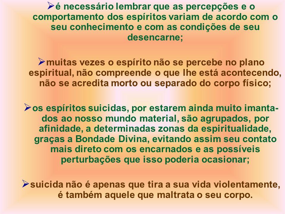 D ATENDIMENTO AOS SUICIDAS: muitas podem ser as causas do suicídio, e as conseqüencias são sempre proporcionais as causas que o produziram. muitas pod