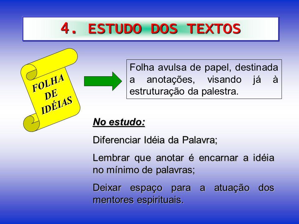 3. PESQUISA BIBLIOGRÁFICA ObrasBásicas ObrasComplementares Outras VISÃO ESPÍRITA ESPÍRITA DO DOTEMA CUIDADO:IDÉIALIVRESCA Selecionar textos referentes