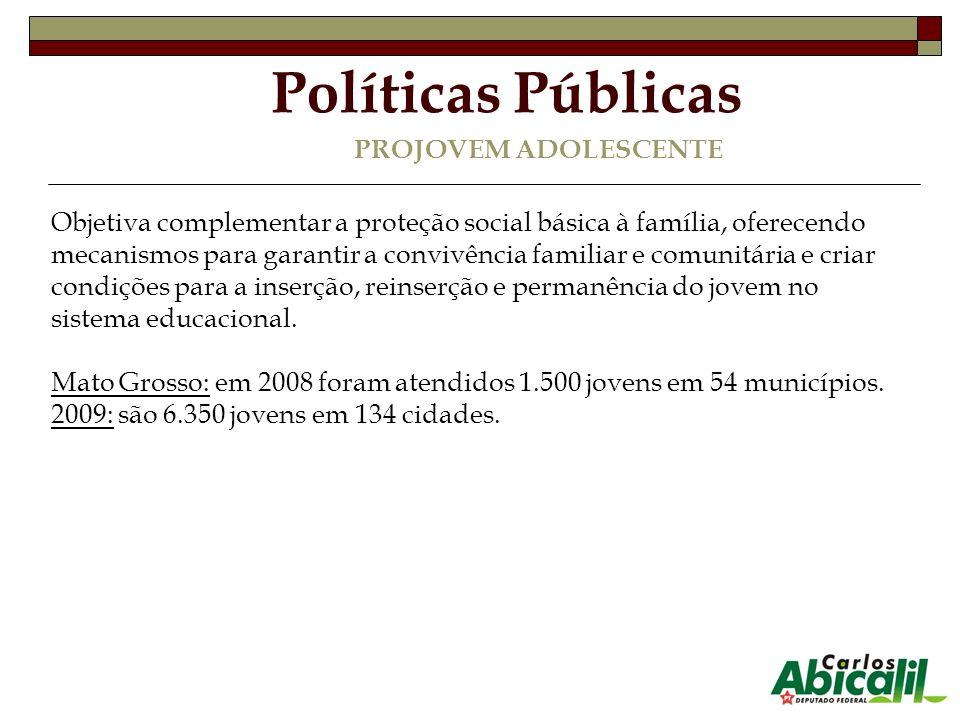 Objetiva complementar a proteção social básica à família, oferecendo mecanismos para garantir a convivência familiar e comunitária e criar condições p