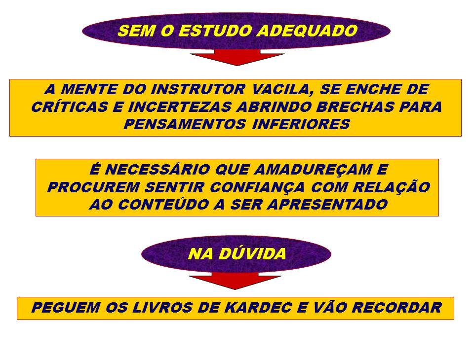FIDELIDADE DOUTRINÁRIA PAULOFREIRE NÃO SE ENGOLEM IDÉIAS SEM AS MASTIGAR ALLANKARDEC LUIZSIGNATES É PREFERÍVEL REPELIR DEZ VERDADES DO QUE ADMITIR UMA ÚNICA FALSIDADE O EMBASAMENTO DOUTRINÁRIO NAS OBRAS DA CODIFICAÇÃO É PRESSUPOSTO DE TAL RELEVÂNCIA QUE DEVE SER CONSIDERADO REGRA DE MÉTODO