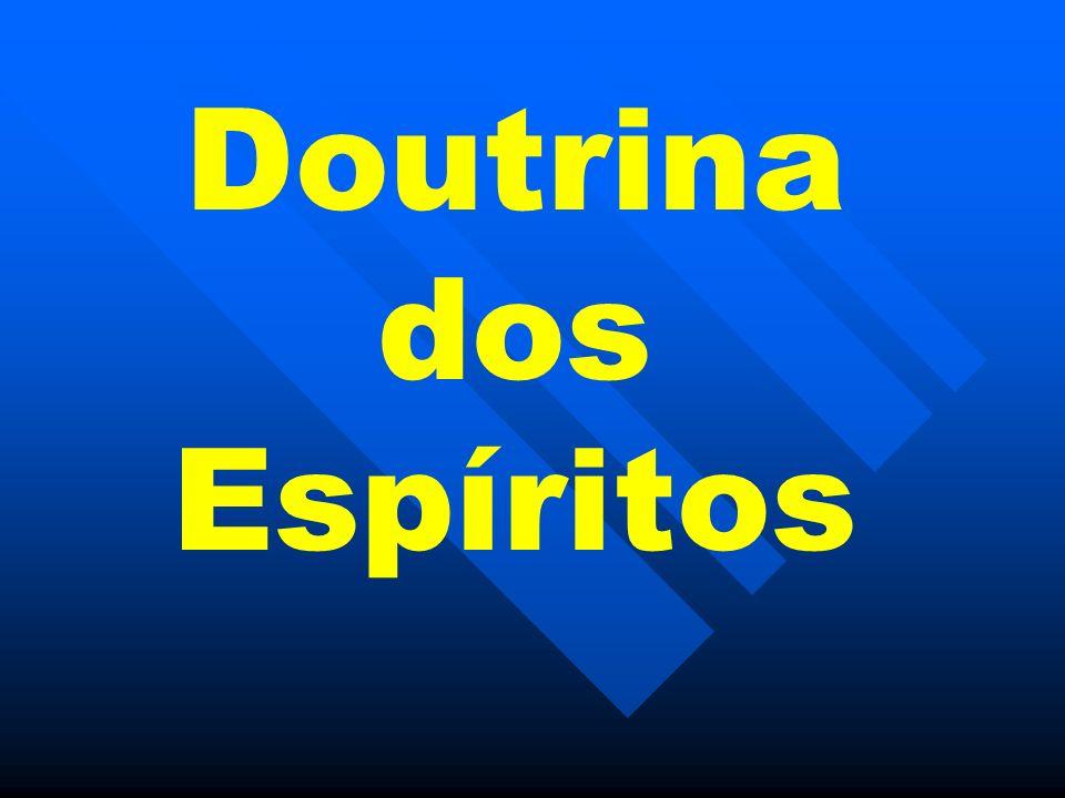 Doutrina dos Espíritos