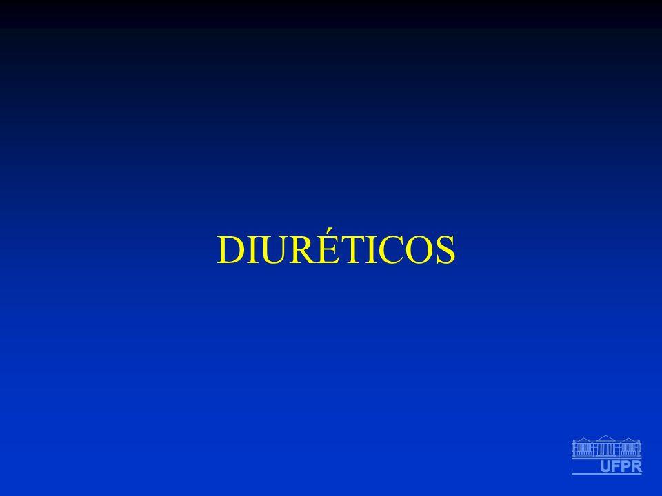 DIURÉTICOS