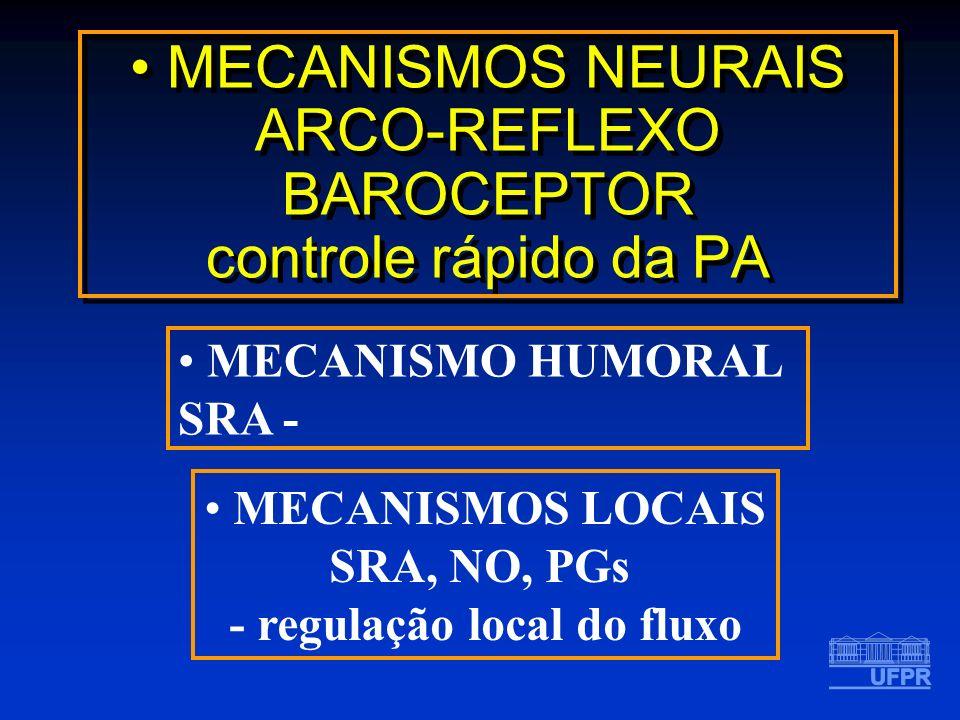 1838 - RICHARD BRIGHT: HIPERTENSÃO ARTERIAL DOENÇA RENAL 1898 - TIEGERSTEDT & BERGMANN extratos de rim PA de cão renina 1934 - GOLDBLATT e cols.