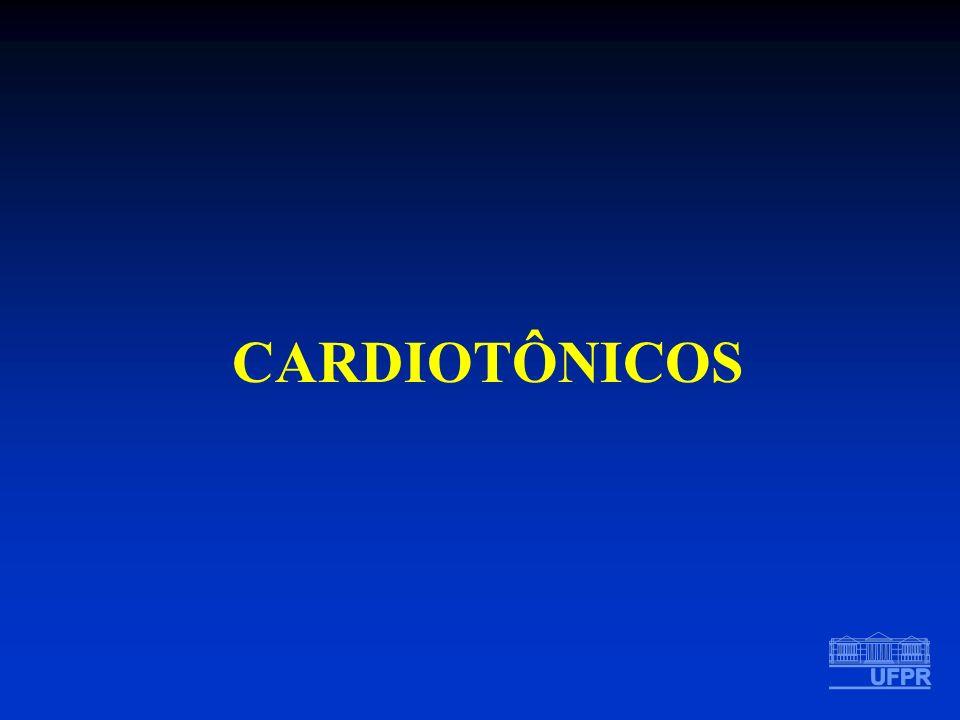 CARDIOTÔNICOS