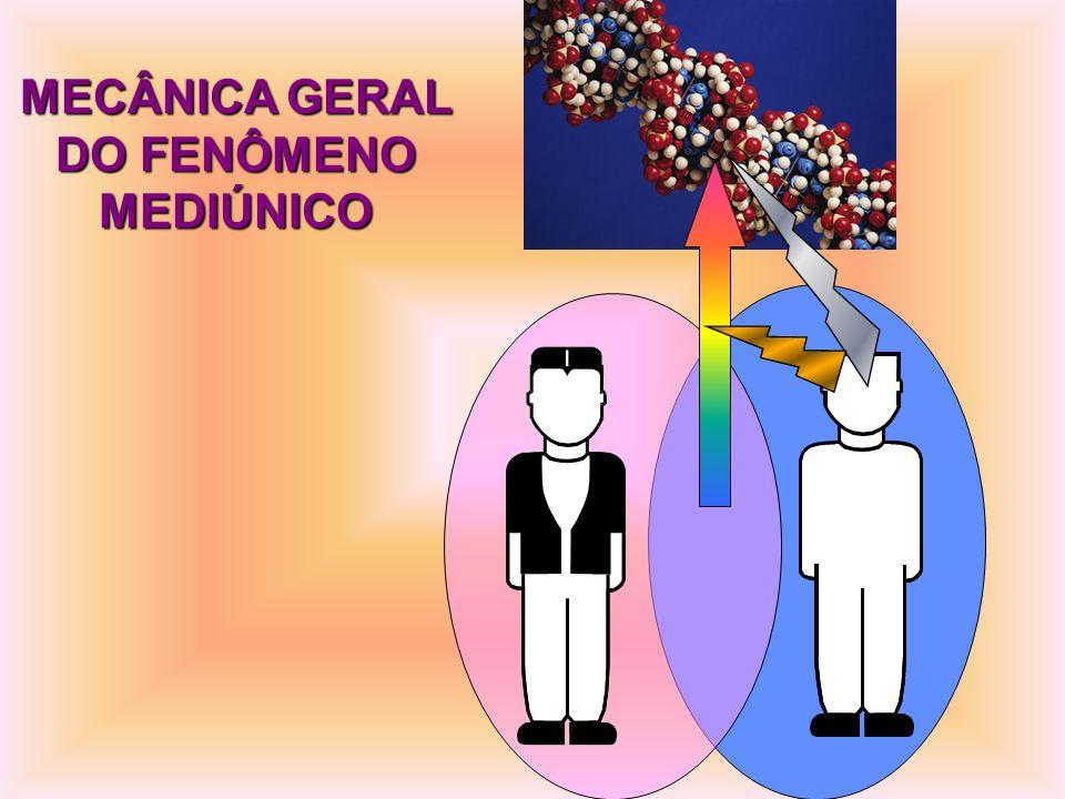 MECÂNICA GERAL DO FENÔMENO MEDIÚNICO