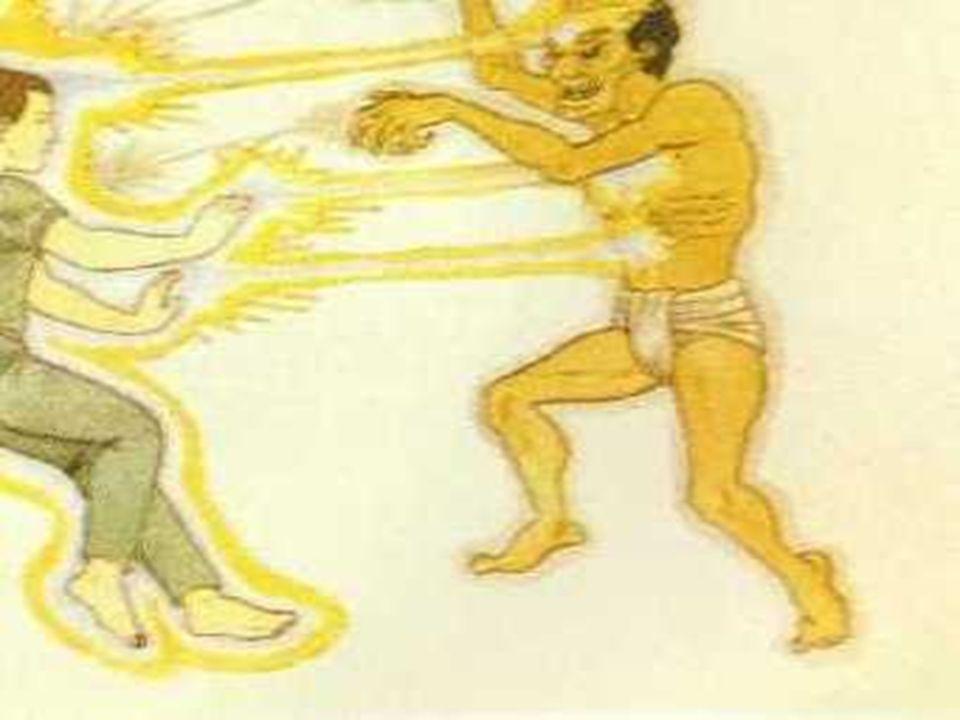 Além disso, pode arrastá-la a ações ridículas, comprometedoras e até mesmo bastante perigosas (L.M., Cap.