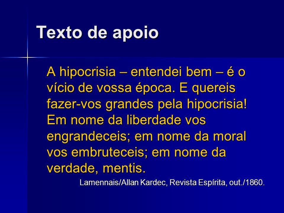 Armadilhas e táticas Permitir-se atitudes hipócritas ;:;: