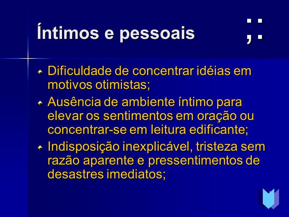 SINAIS DE ALARME ;:;: