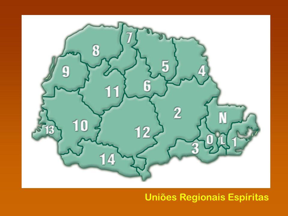 Uniões Regionais Espíritas