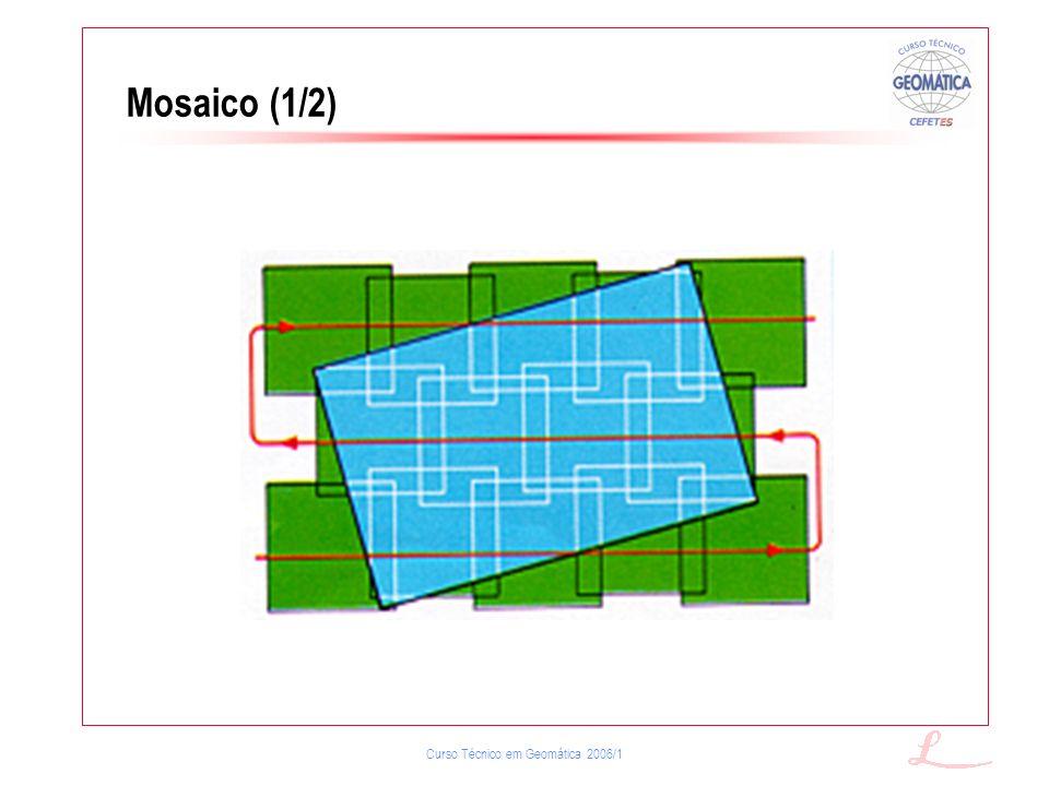 Curso Técnico em Geomática 2006/1 Mosaico (1/2)