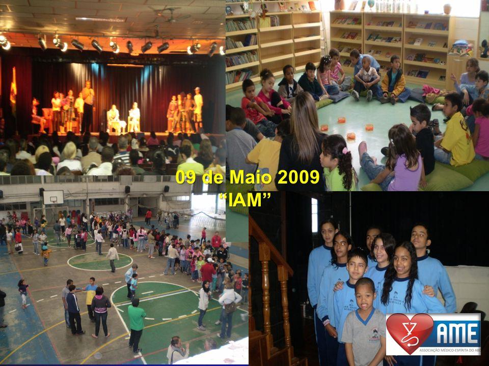 09 de Maio 2009 IAM