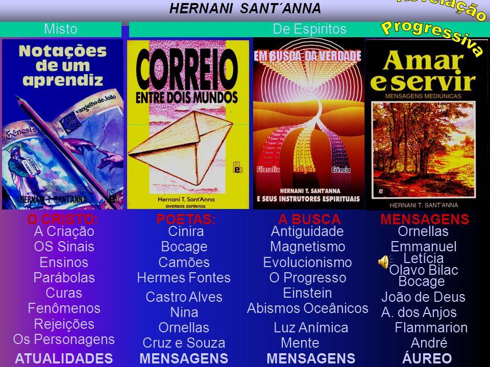 HERNANI SANT´ANNA www.cefak.org.br Fé Razão