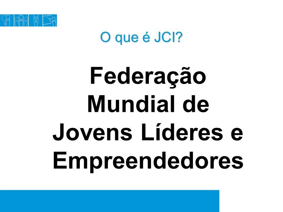 O que é JCI Federação Mundial de Jovens Líderes e Empreendedores