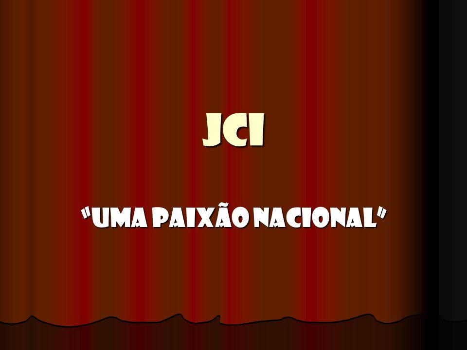 ESCOLHAS Porque fazer parte da JCI?.Porque fazer parte da JCI?.