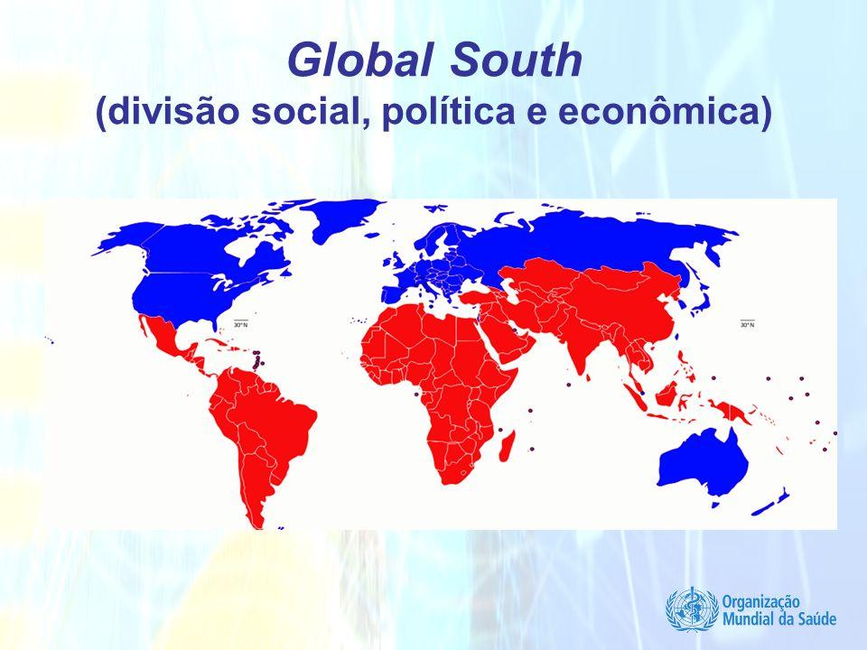 Diminuir a dependência de programas de ajuda dos países desenvolvidos Diminuir o domínio social, econômico e político dos países do norte Criar uma ordem mundial mais justa Objetivos da cooperação sul - sul