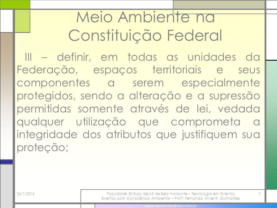 Ministério do Meio Ambiente III.órgãos colegiados: a)Conselho Nacional do Meio Ambiente (CONAMA); b)Conselho Nacional da Amazônia Legal (CONAMAZ); c)Conselho Deliberativo do Fundo Nacional do Meio Ambiente; d)Conselho Deliberativo do Fundo Nacional do Meio Ambiente; e)Conselho de Gestão do Patrimônio Genético; f)Comissão de Gestão de Florestas Públicas; e g)Comissão Nacional de Florestas (CONAFLOR).
