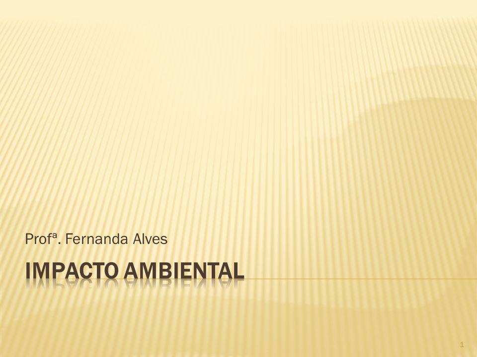 Profª. Fernanda Alves 1