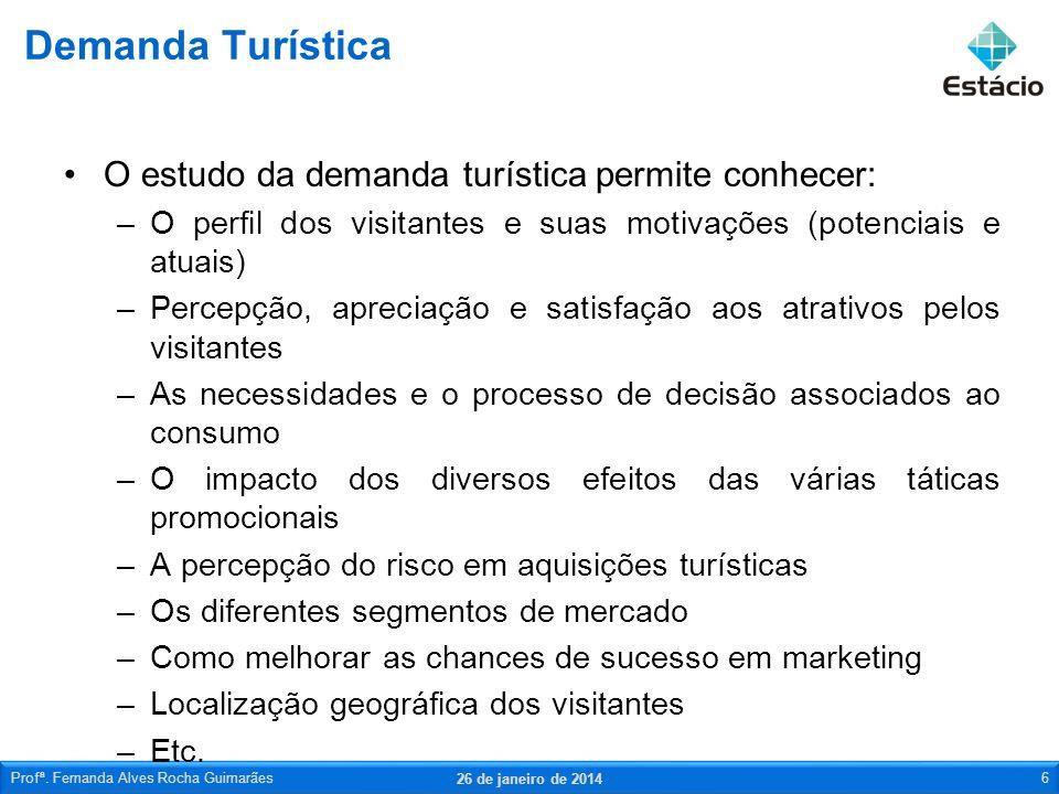 Desejos e Necessidades 26 de janeiro de 2014 Profª. Fernanda Alves Rocha Guimarães7