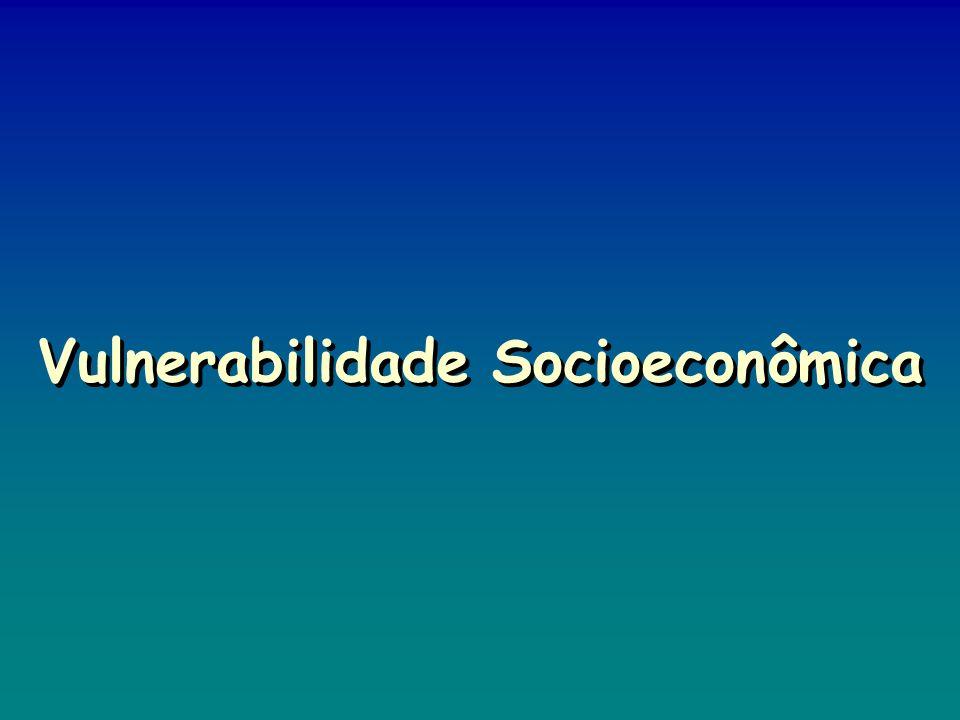 Vulnerabilidade Socioeconômica