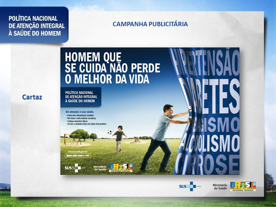 CAMPANHA PUBLICITÁRIA Folder