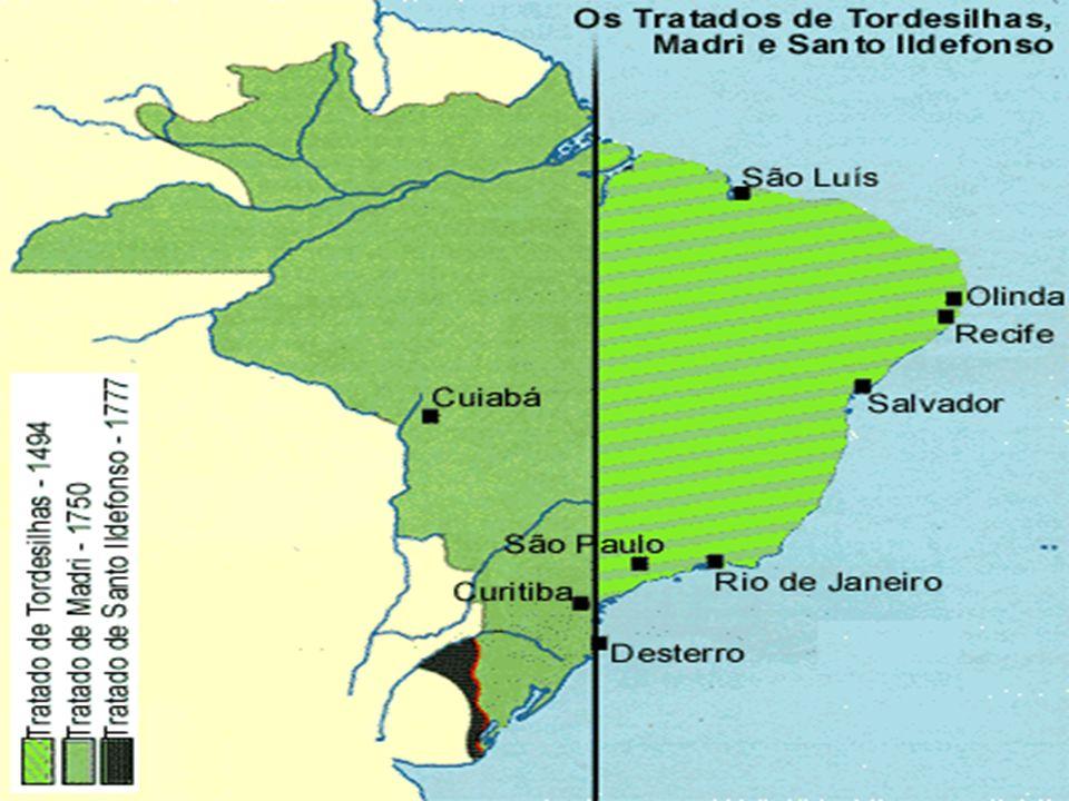 - Antes da assinatura do acordo de Madrid foi nomeado, por cata régia aos 22 de setembro de 1748, o primeiro Capitão General da Capitania Independente do Mato Grosso: Dom Antonio Rolim de Moura Tavares (mais tarde, conde de Azambuja).