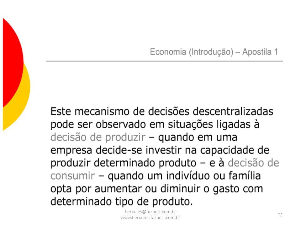 21 hercules@farnesi.com.br www.hercules.farnesi.com.br