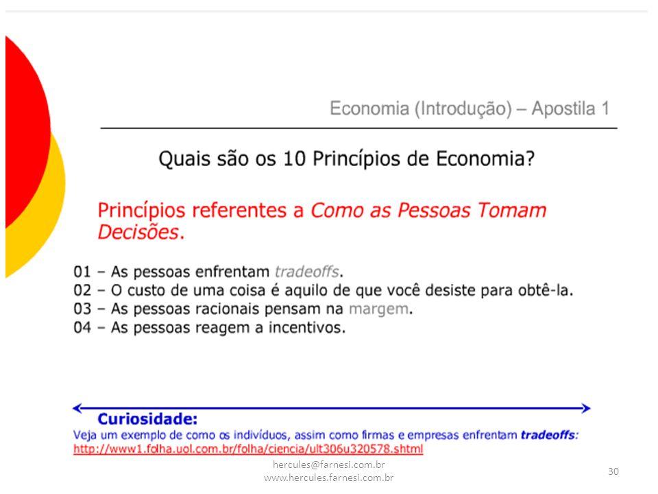 30 hercules@farnesi.com.br www.hercules.farnesi.com.br