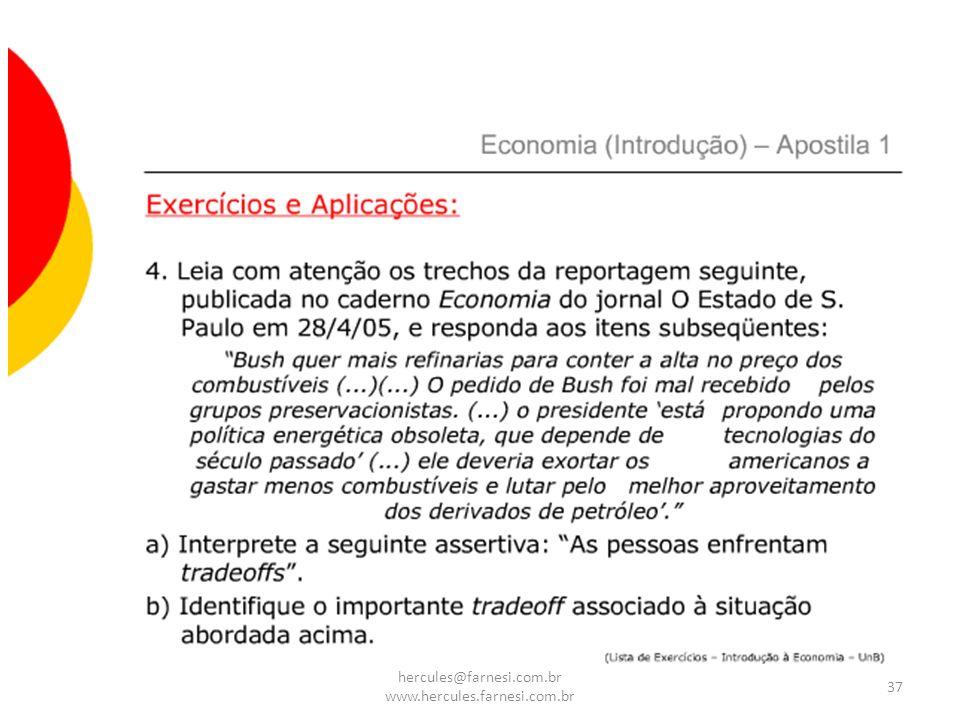 37 hercules@farnesi.com.br www.hercules.farnesi.com.br