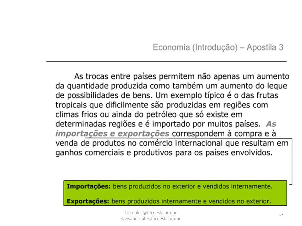 71 hercules@farnesi.com.br www.hercules.farnesi.com.br