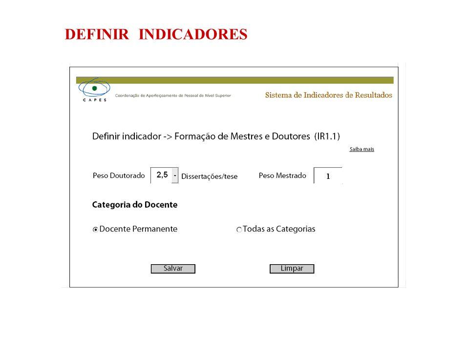 DEFINIR INDICADORES 1