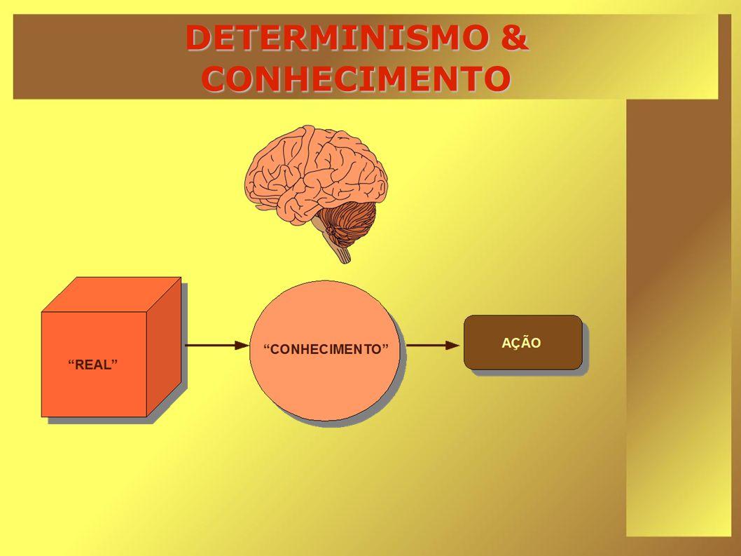 DETERMINISMO & CONHECIMENTO