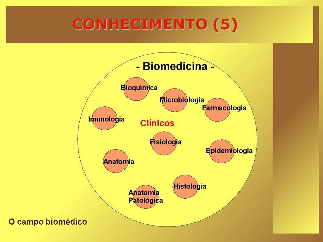 CONHECIMENTO (5) O campo biomédico