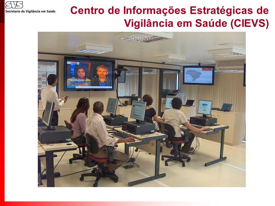 Centro de Informações Estratégicas de Vigilância em Saúde (CIEVS)