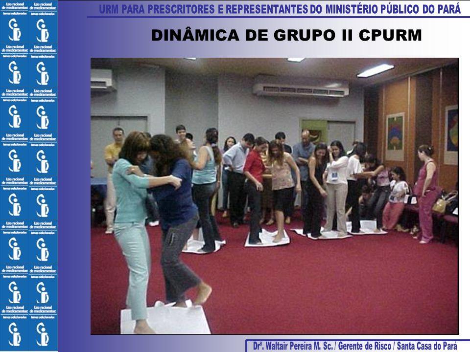 DINÂMICA DE GRUPO II CPURM