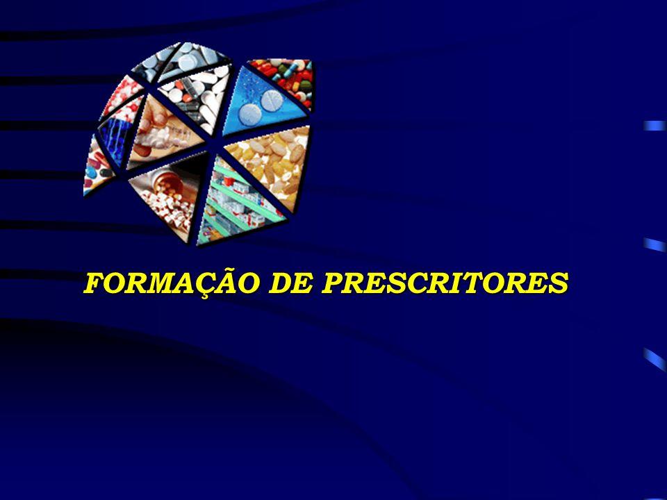 FORMAÇÃO DE PRESCRITORES