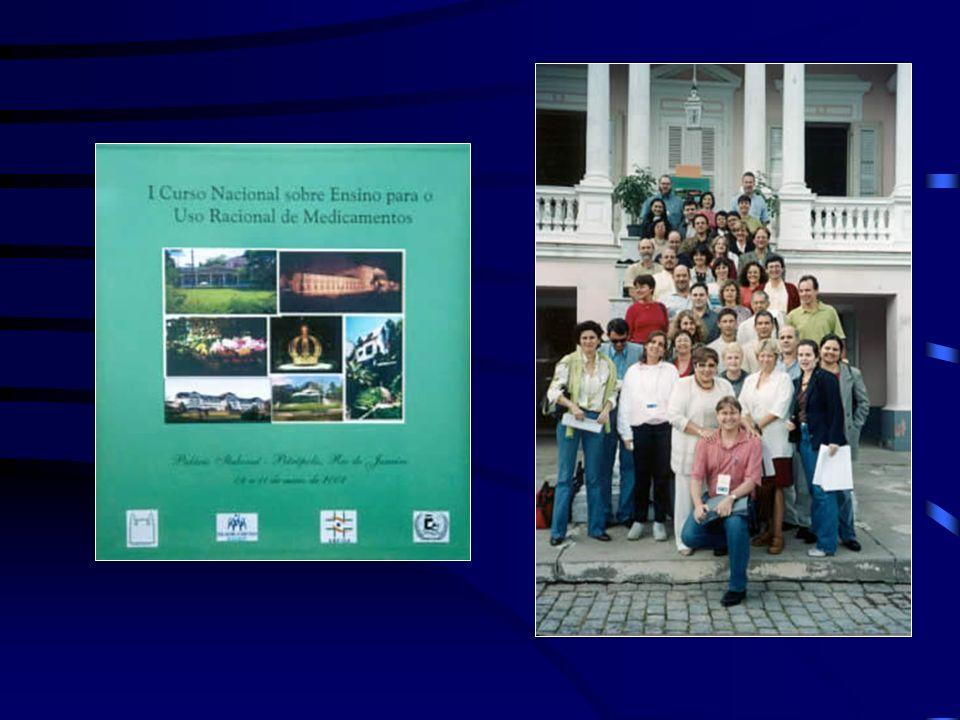 IMERSÃO COM 48 HORAS DE DURAÇÃO GRUPOS DE 6-8 ALUNOS MATERIAL DO I CURSO NACIONAL MODIFICADO INSTRUMENTAL: ASMA, HAS, DM, ICC ATIVIDADES TEÓRICAS E PRÁTICAS ESTUDANTES DE MEDICINA FILMAGEM (?) VÁRIOS COORDENADORES EXPLICAÇÃOCONVITES CONTATOS (CONVERTIDOS) MODELO