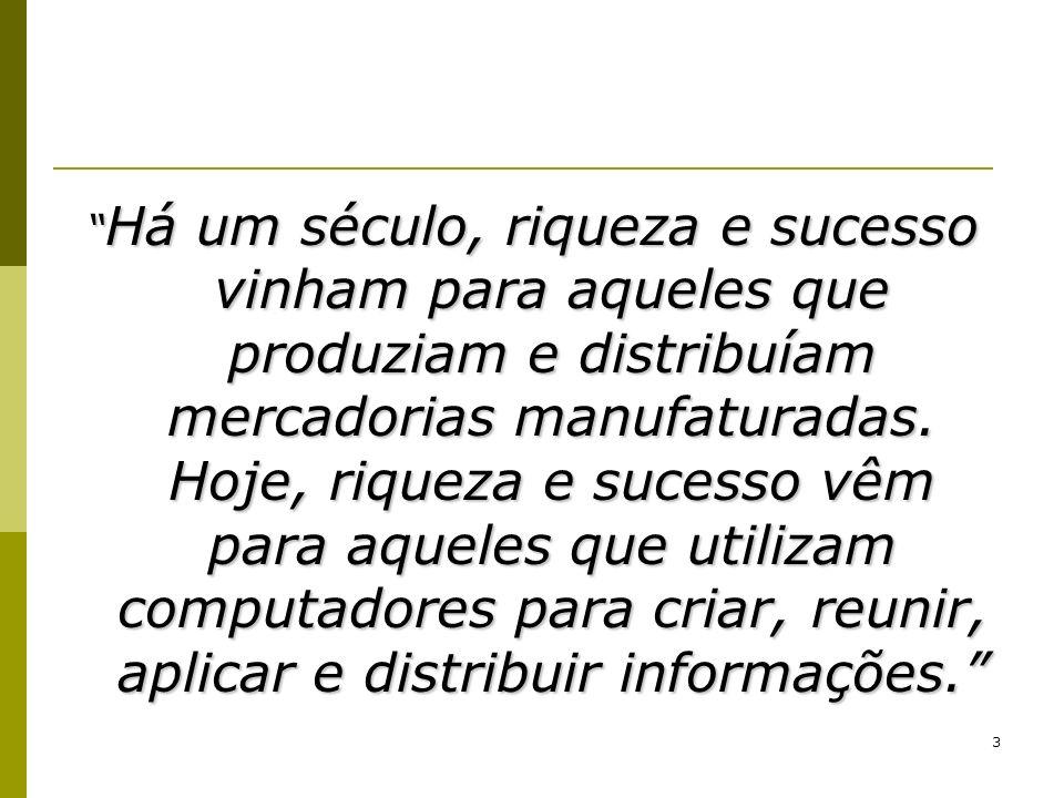 64 Tipos de Projetos de Sistemas de Informação Existem três tipos de projeto de sistemas de informação: manual, manual para automático e re- automação.