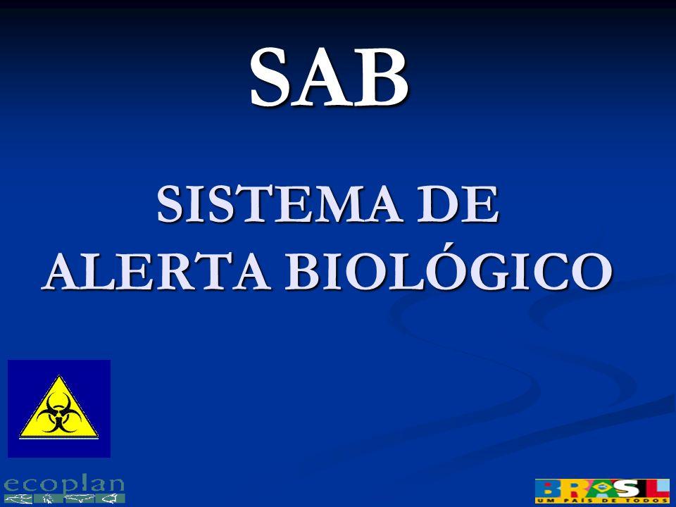 SISTEMA DE ALERTA BIOLÓGICO SAB