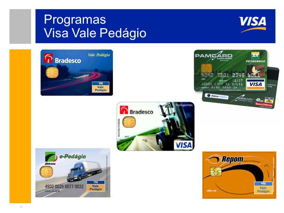 6 Programas Visa Vale Pedágio