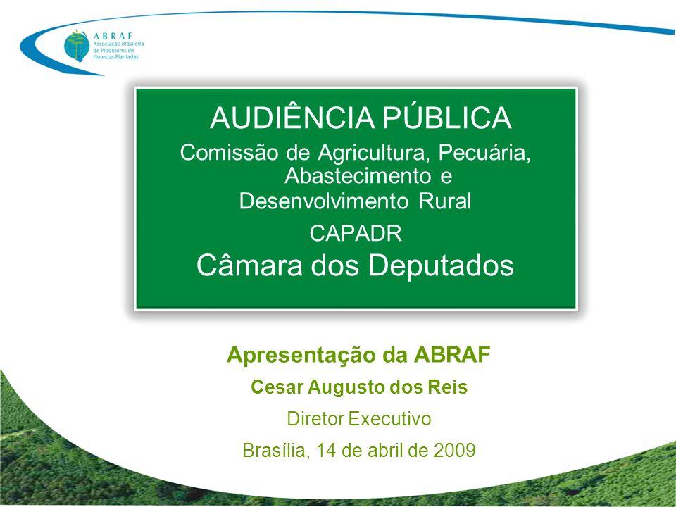 AUDIÊNCIA PÚBLICA Comissão de Agricultura, Pecuária, Abastecimento e Desenvolvimento Rural CAPADR Câmara dos Deputados AUDIÊNCIA PÚBLICA Comissão de A