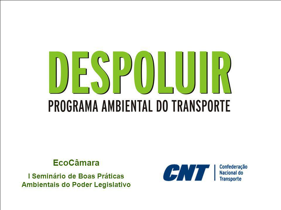 EcoCâmara I Seminário de Boas Práticas Ambientais do Poder Legislativo